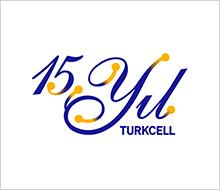 Turkcell 15. Yıl Logo Tasarımı