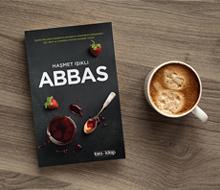 Haşmet Işıklı<br>Kitap Kapağı Tasarımı<br>&#8220;Abbas&#8221;