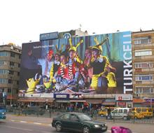 Turkcell<br>&#8220;Turkcell&#8217;le Bağlan Hayata&#8221;<br>Kampanyası