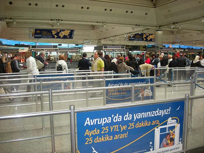 Turkcell &#8220;Roaming/Havaalanı&#8221;<br>Karşılama Tasarımları