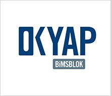 """Melis Aygen Logo Tasarımı<br>""""Okyap Bimsblok"""" Markası"""
