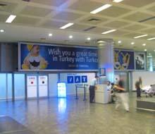 """Turkcell """"Roaming/Havaalanı""""<br>Karşılama Tasarımları"""