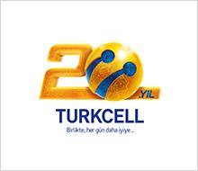 Turkcell 20. Yıl Logo Tasarımı