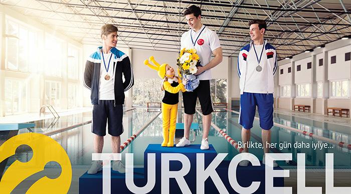 Turkcell &#8220;Birlikte, her gün<br>daha iyiye&#8221; Kampanyası
