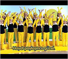 Turkcell<br>&#8220;Cellocanlı Şarkılar&#8221; Projesi<br>Hayat Paylaşınca Güzel