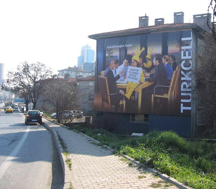 """Turkcell<br>""""Turkcell'le Bağlan Hayata""""<br>Kampanyası"""