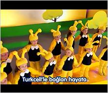 """Turkcell<br>""""Cellocanlı Şarkılar"""" Projesi<br>Turkcell'le Bağlan Hayata"""