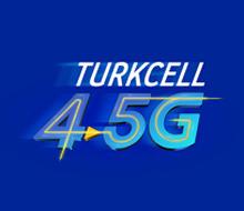 Turkcell 4.5G Logo Yenileme