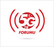 5G Forumu<br>Logo Tasarımı