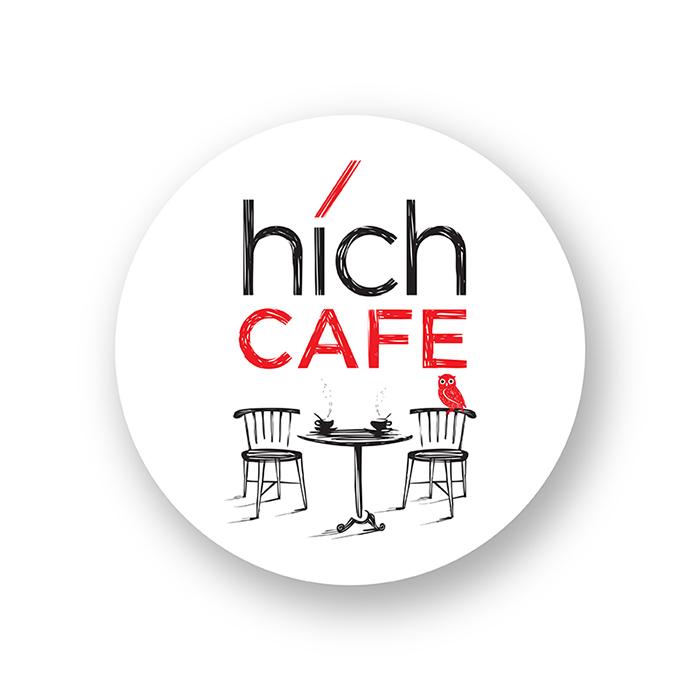 Hich Hotel Cafe<br>Logo Tasarımı